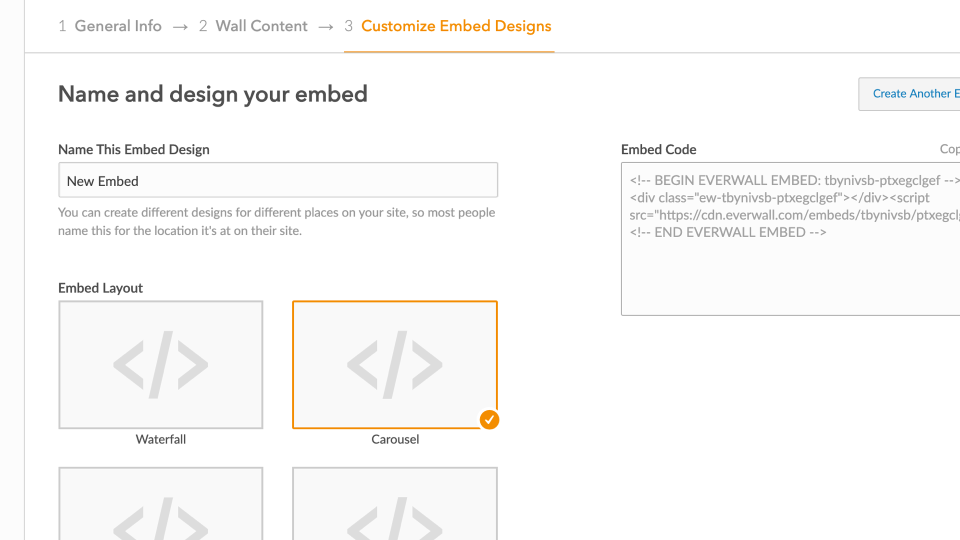 Create Multiple Social Media Hub Designs