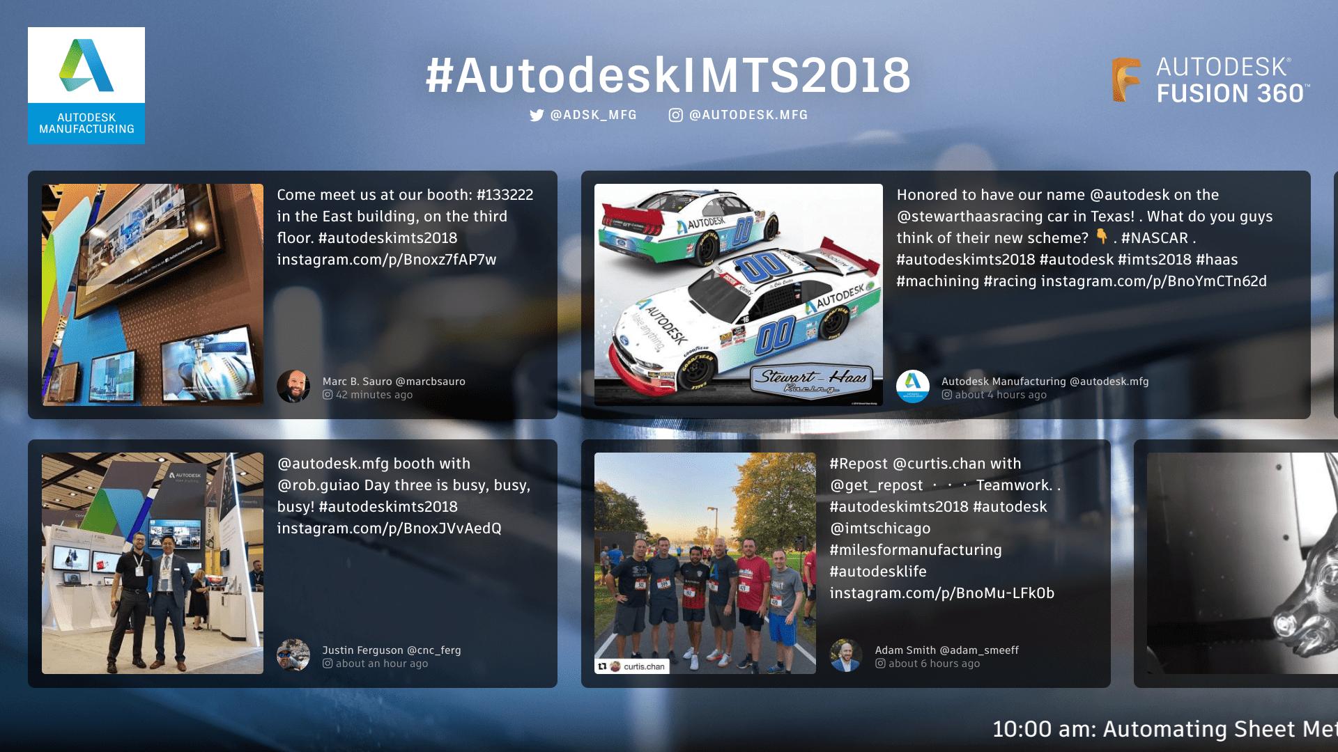 Autodesk - Posts