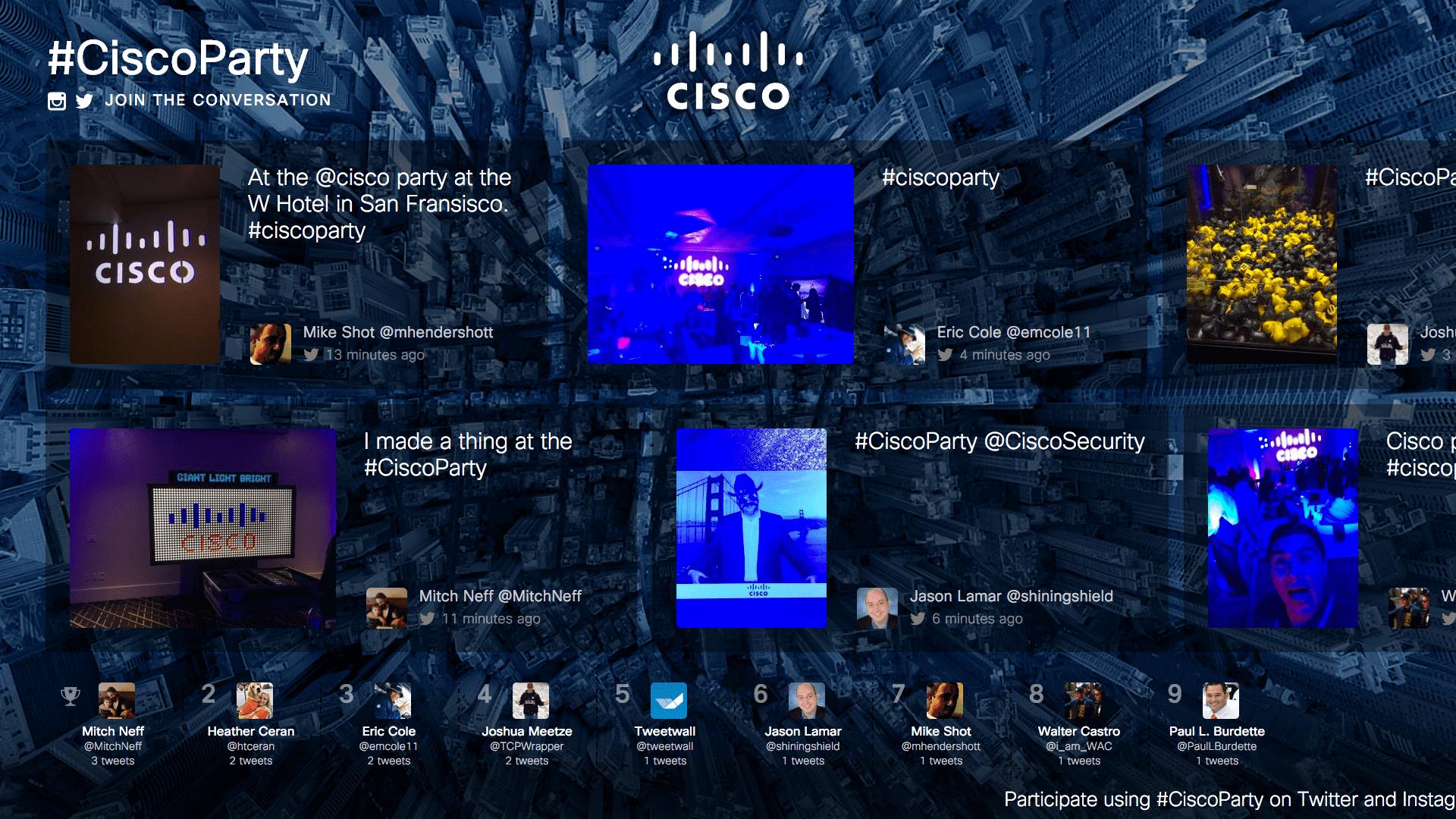 Cisco - RSA Conference