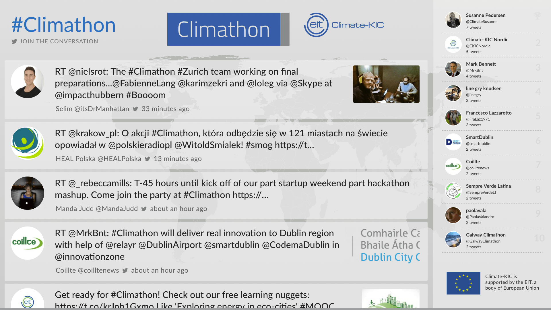 Climate-CIC