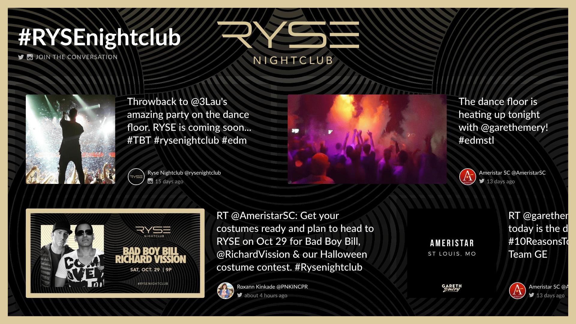 Ryse Night Club