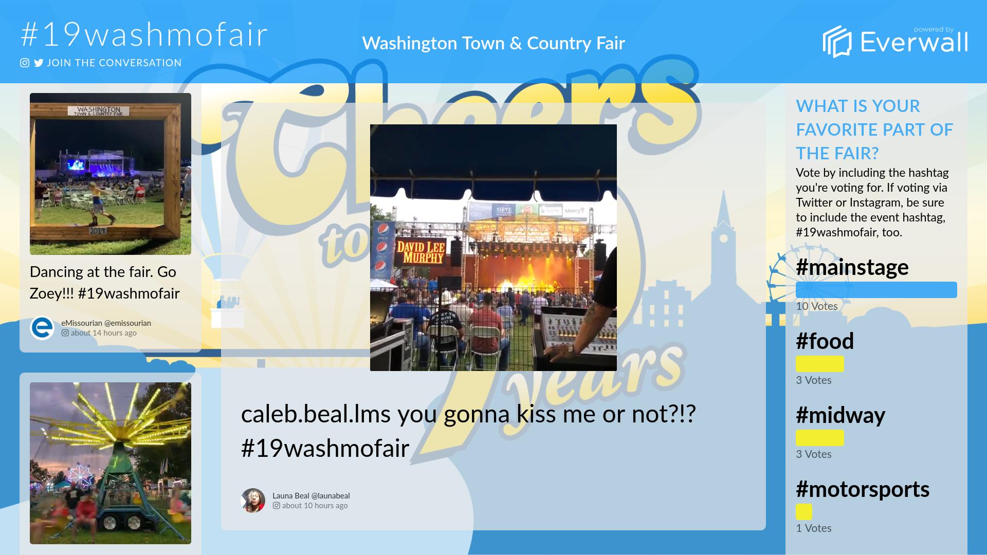 Washington Town & Country Fair