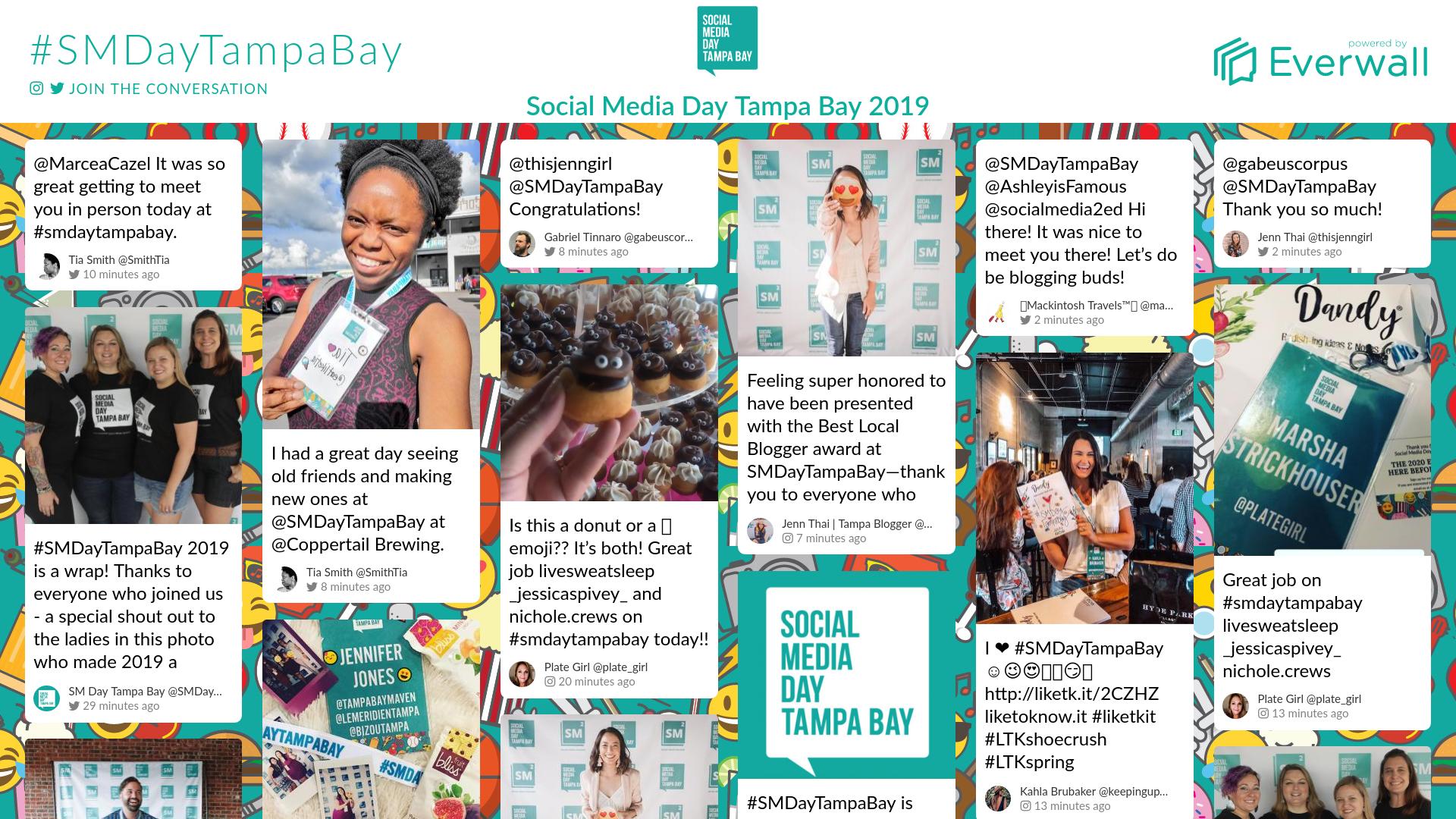 Social Media Day Tampa Bay