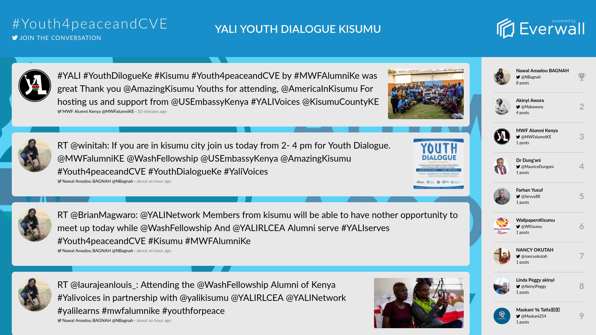Yali Youth Dialogue