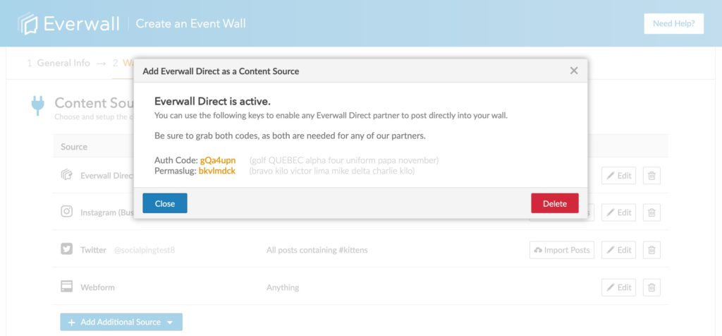 Everwall Direct Screenshot