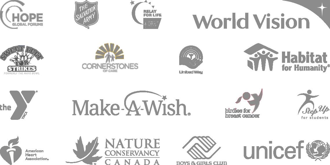 Nonprofit / Charity Customers